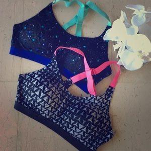 Bundle of 2 Victoria's Secret sport bra 34C